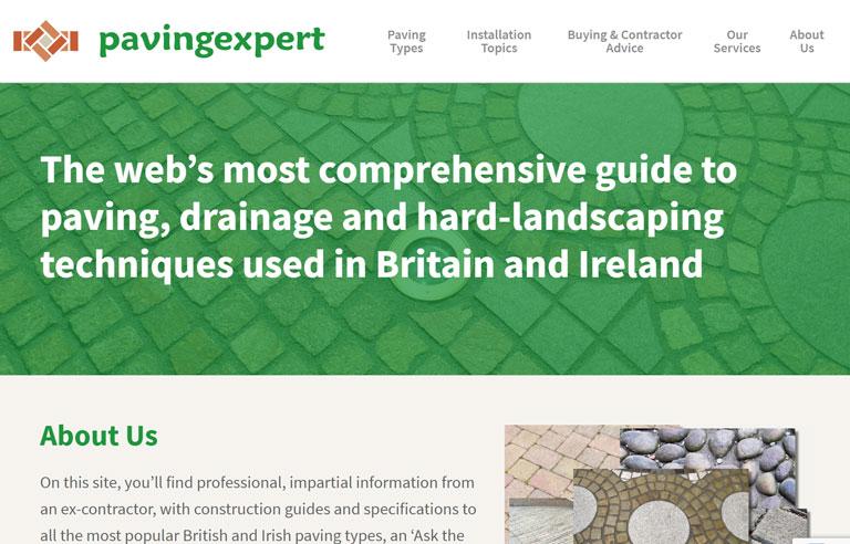 pavingexpert.com